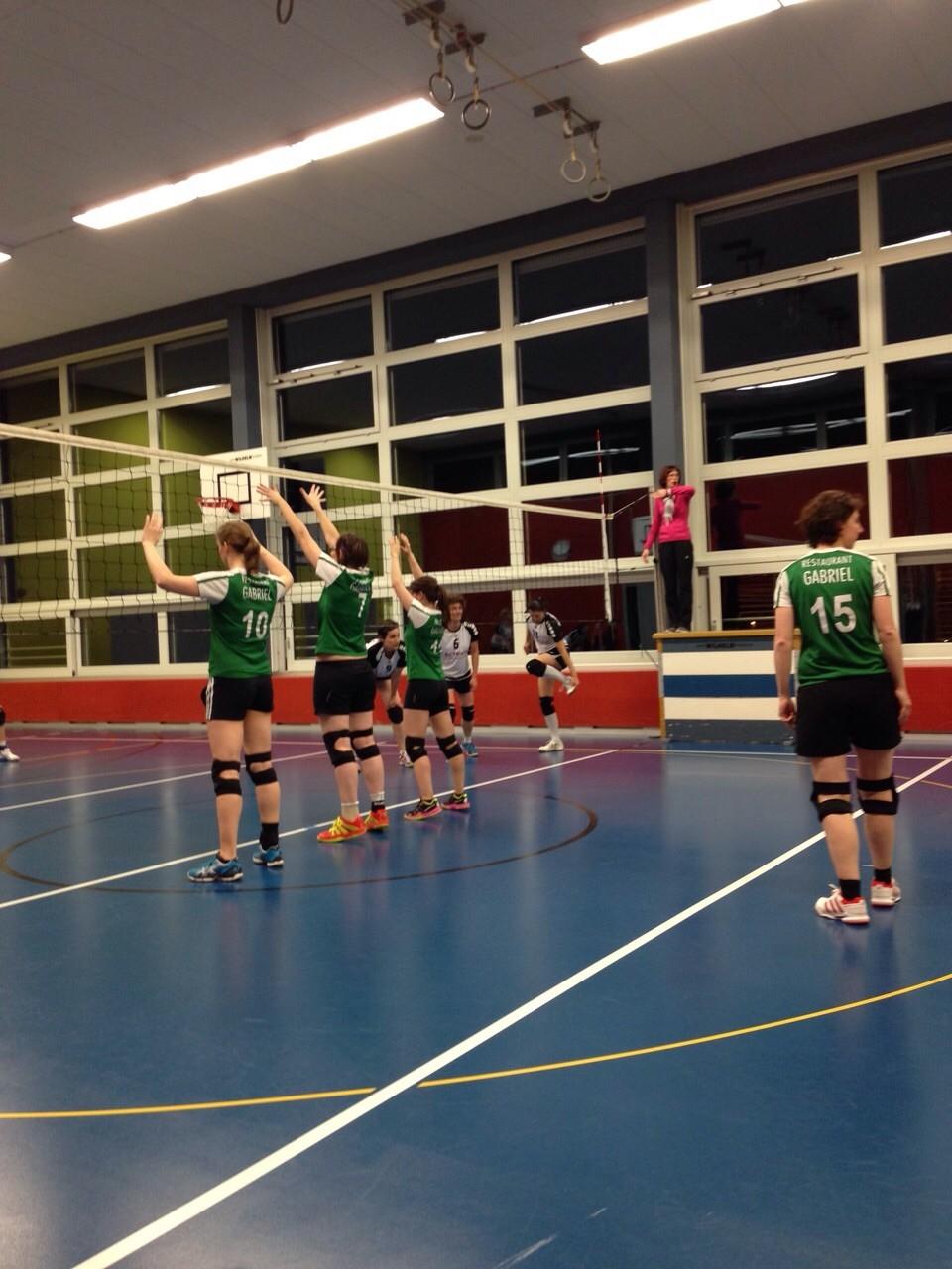 Unzuverlässiges Volleyball-Orakel