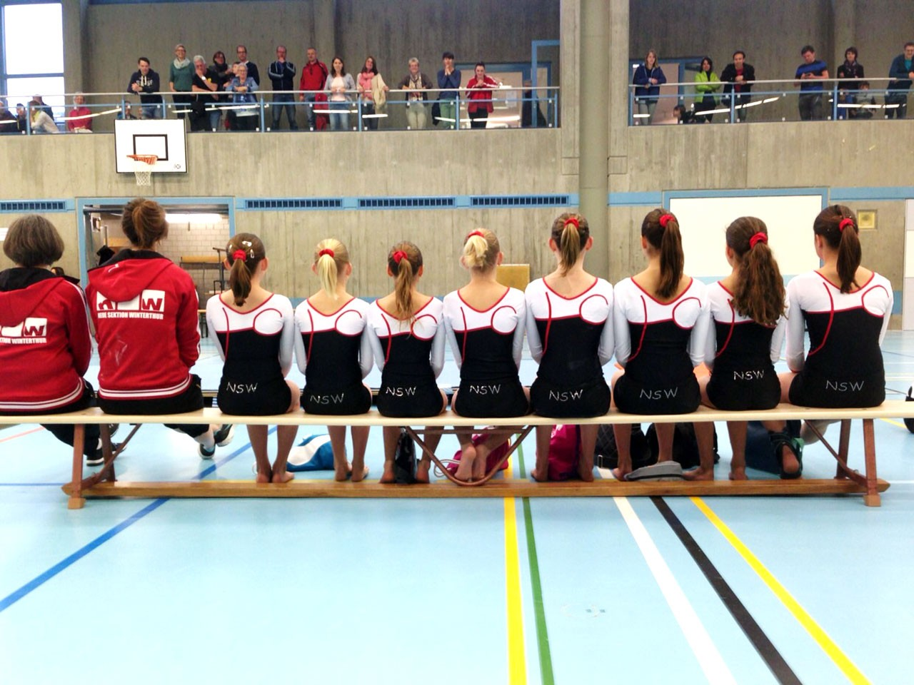 Schoggistängeli-Wettkampf 2015