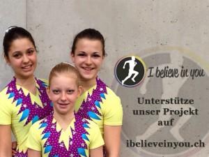 WM-Trio 2016 - We believe in you