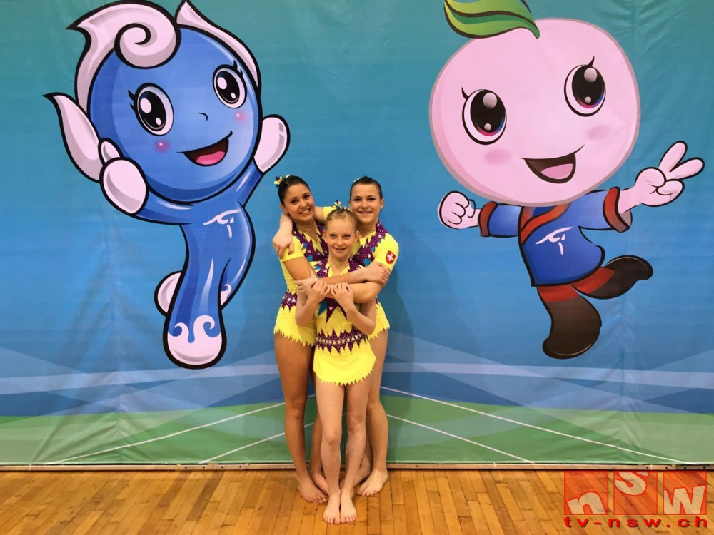 China wir kommen! – Akro-WM 2016 in Putian (CHN)