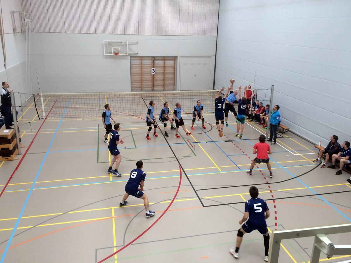 Volleyball-Aufstiegsturnier Herren 2016