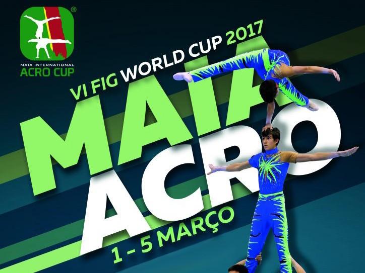 Maia International Acro Cup 2017