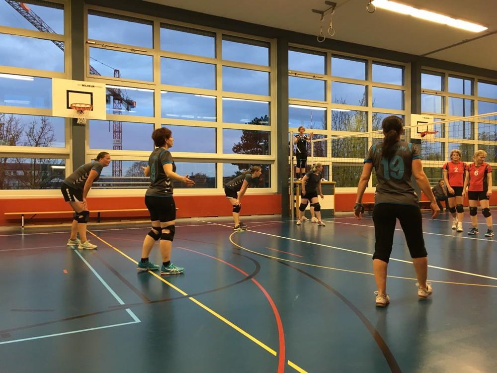 Auftakt Seniorinnenmeisterschaft 2017/18