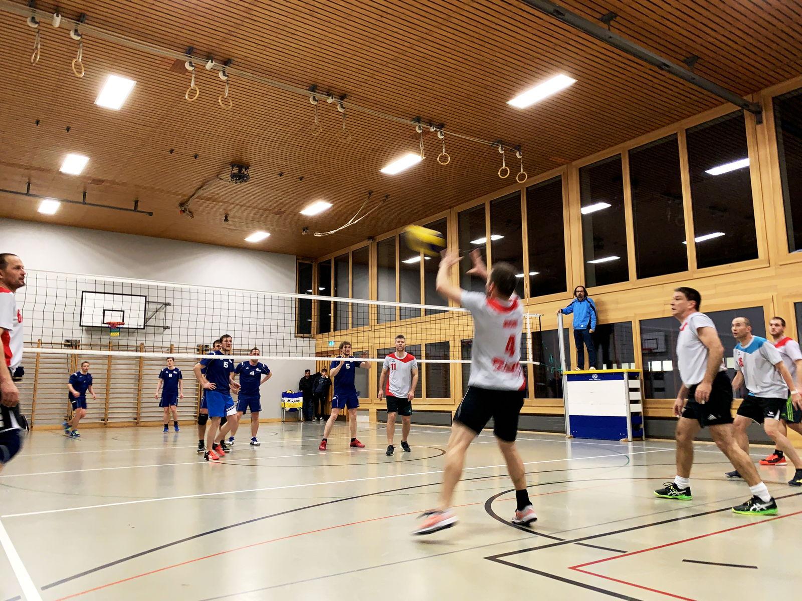 NSW-Volleyballer sind ZTV-Kantonalmeister 18/19