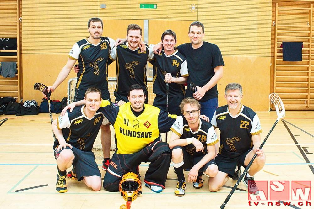 NSW mit zwei Filialen am Unihockey-Seuzicup 19