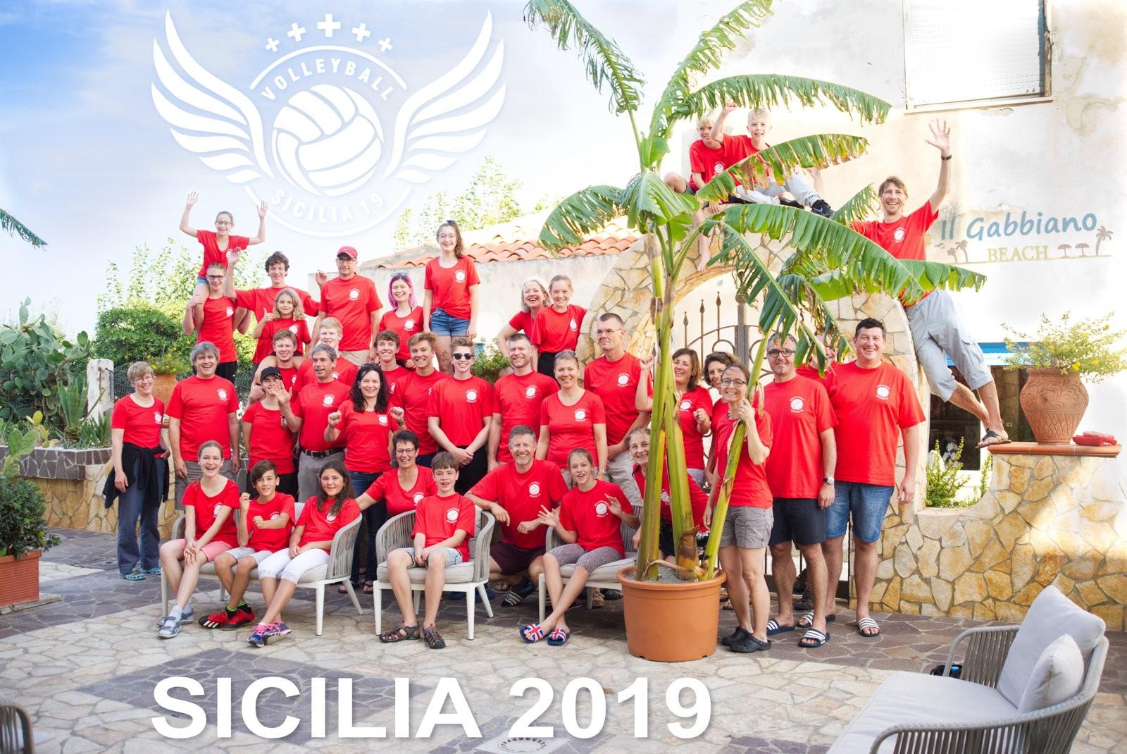 Volleyballtrainingslager Sicilia 2019 – Rückblick