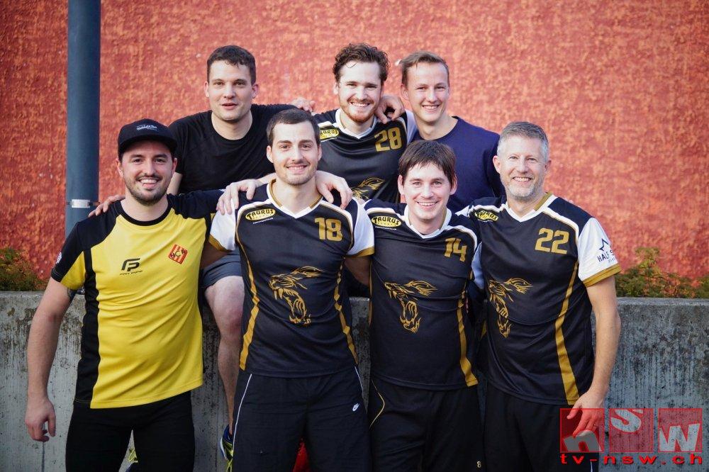 Unihockey-Goldcoast-Cup mit einem blauen Auge