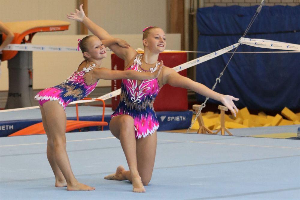 Zürcher Meisterschaften im Akrobatikturnen 2020