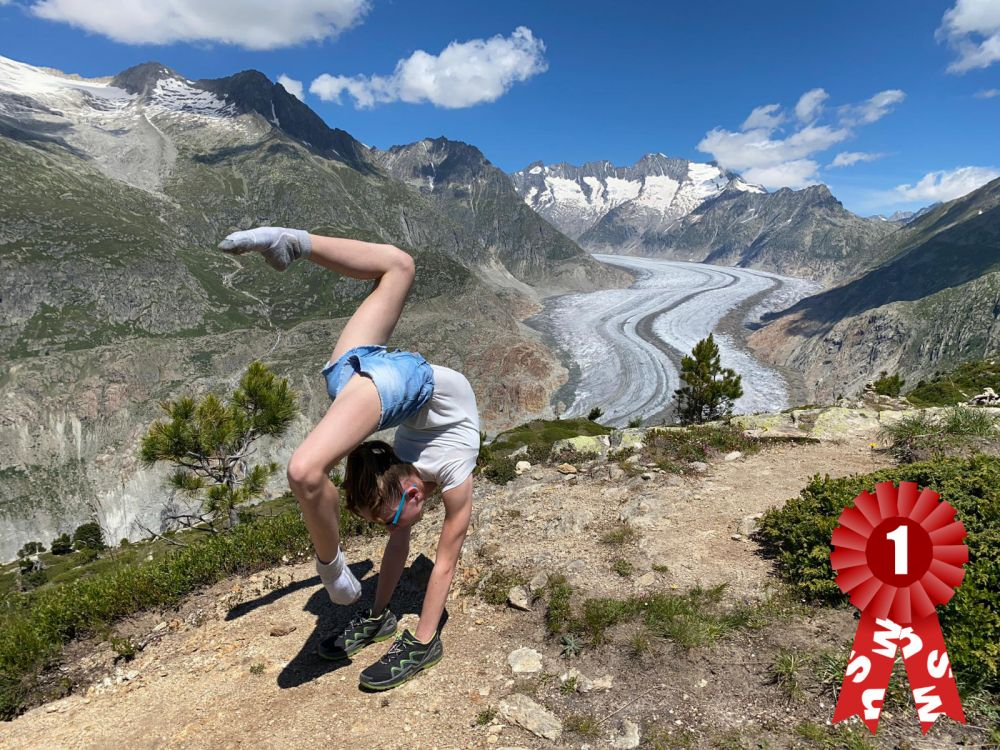 Sommer-Fotowettbewerb 2020 – Beweglichkeit