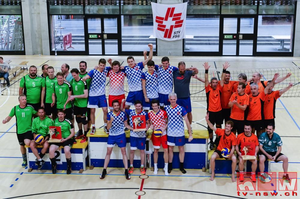 schweiz volleyball