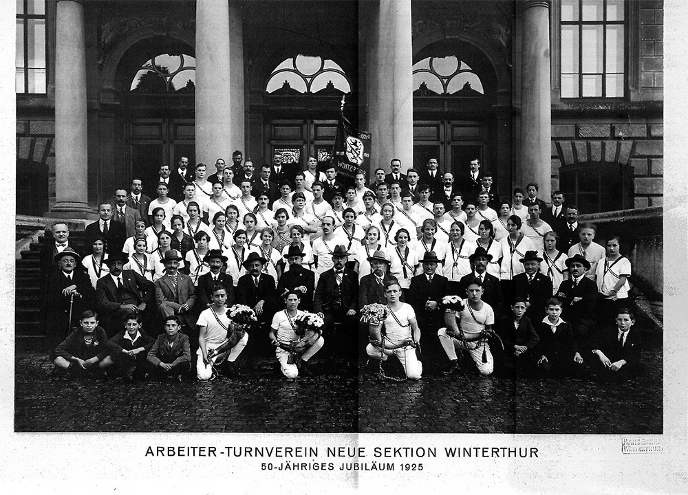 TV Neue Sektion Winterthur, 1925