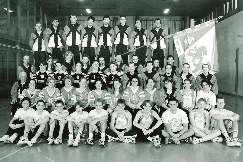 NSW Vereinsfoto 1999