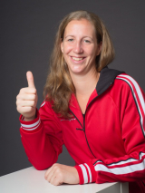 Susanne Frick (NSW Ressortleiterin Volleyball Damen)