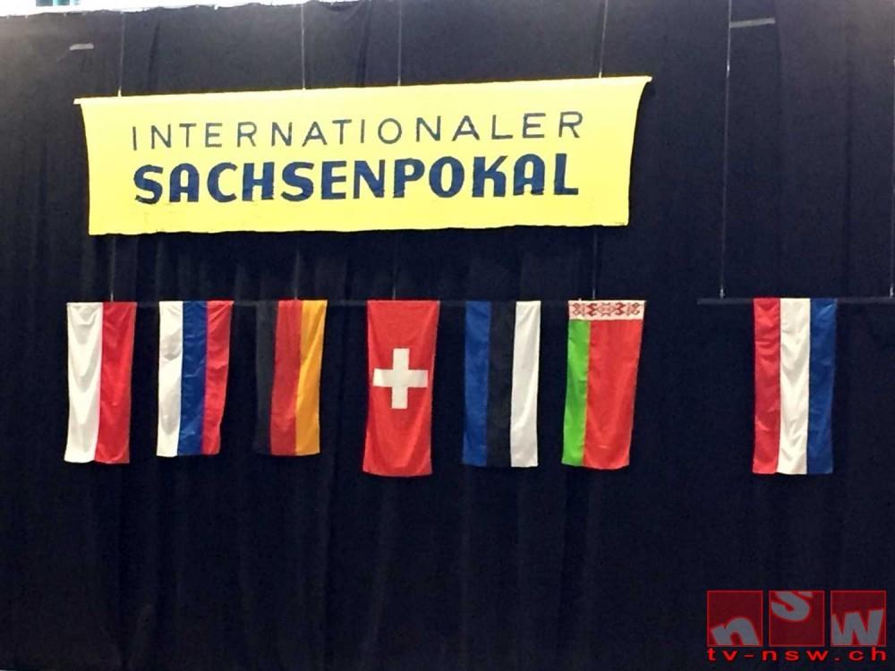 Internationaler Sachsenpokal Riesa 2016