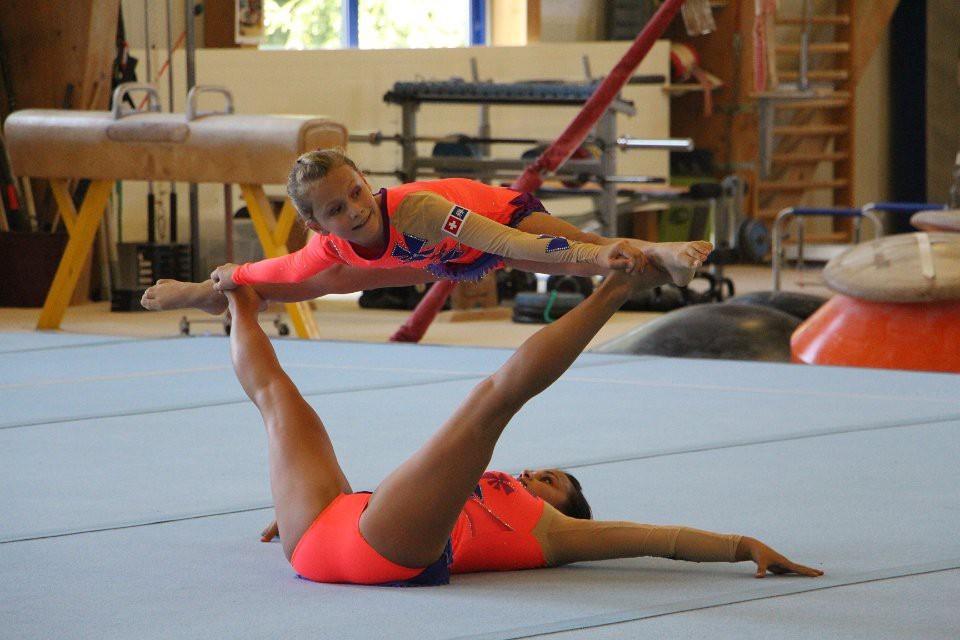 Akro-Verbandsmeisterschaften der Sport Union Schweiz 2016