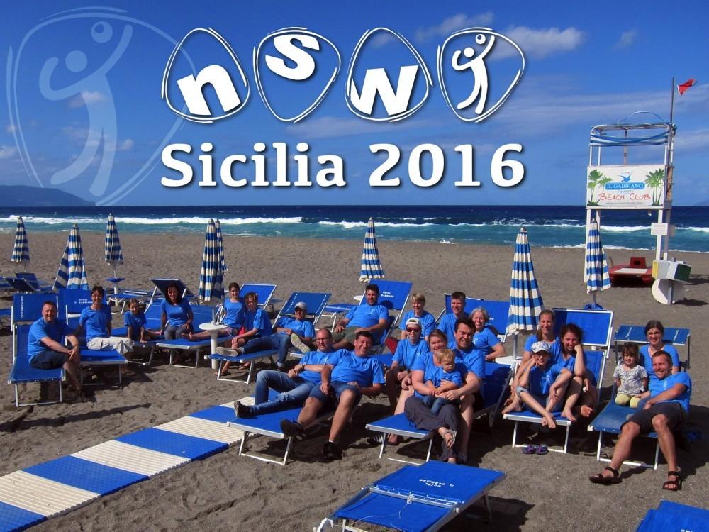 Volleyballtrainingslager Sicilia 2016 – Rückblick
