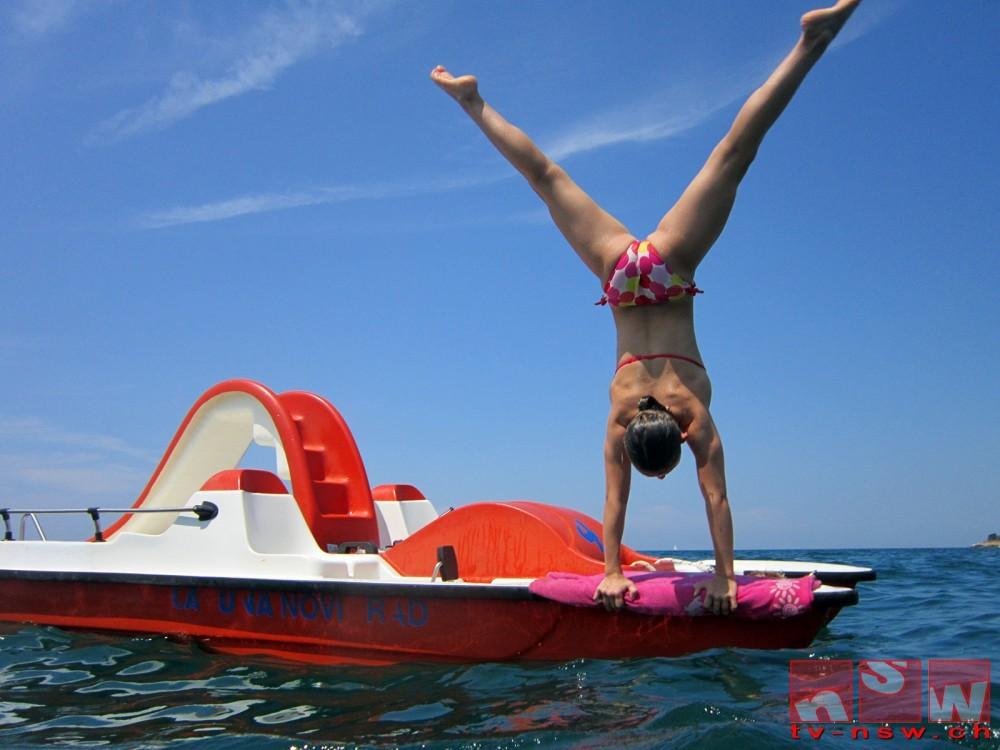 Sommer-Fotowettbewerb 2015 – Handstand