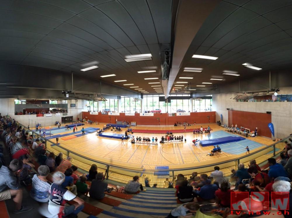 Kantonaler Gerätewettkampf Volketswil 2016