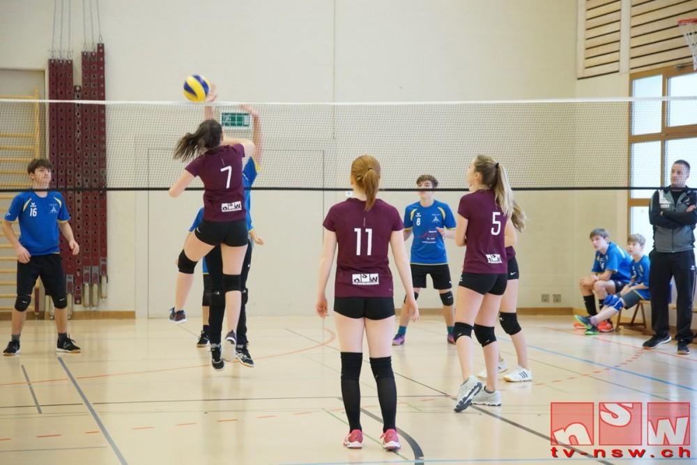 Mini-Open-Volleyballturnier Nr. 2 (RVNO) – Titelverteidigung knapp verpasst
