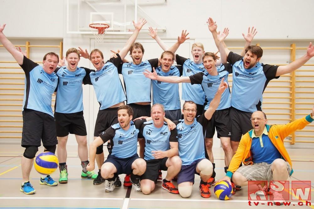 Aufstieg in die 1. Liga ZTV geschafft
