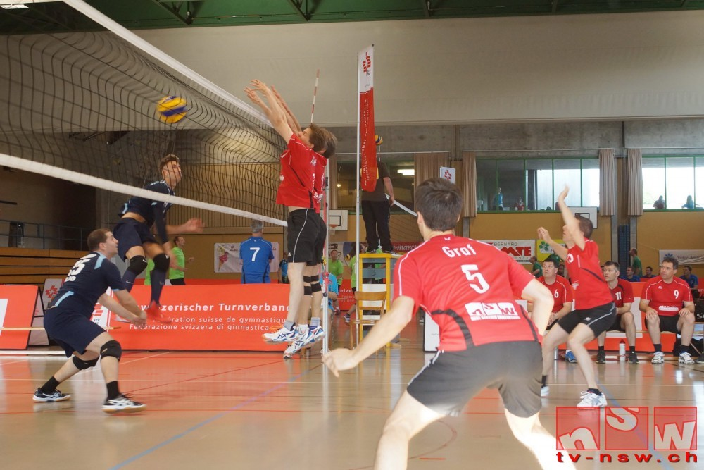 STV Volleyball Kantonalmeisterturnier 2015 – Rückblick
