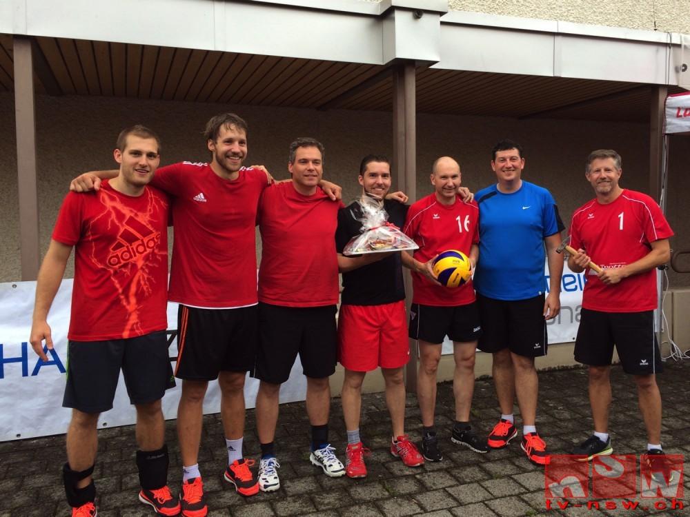 Sieg am Karl-Pollet-Turnier 2016