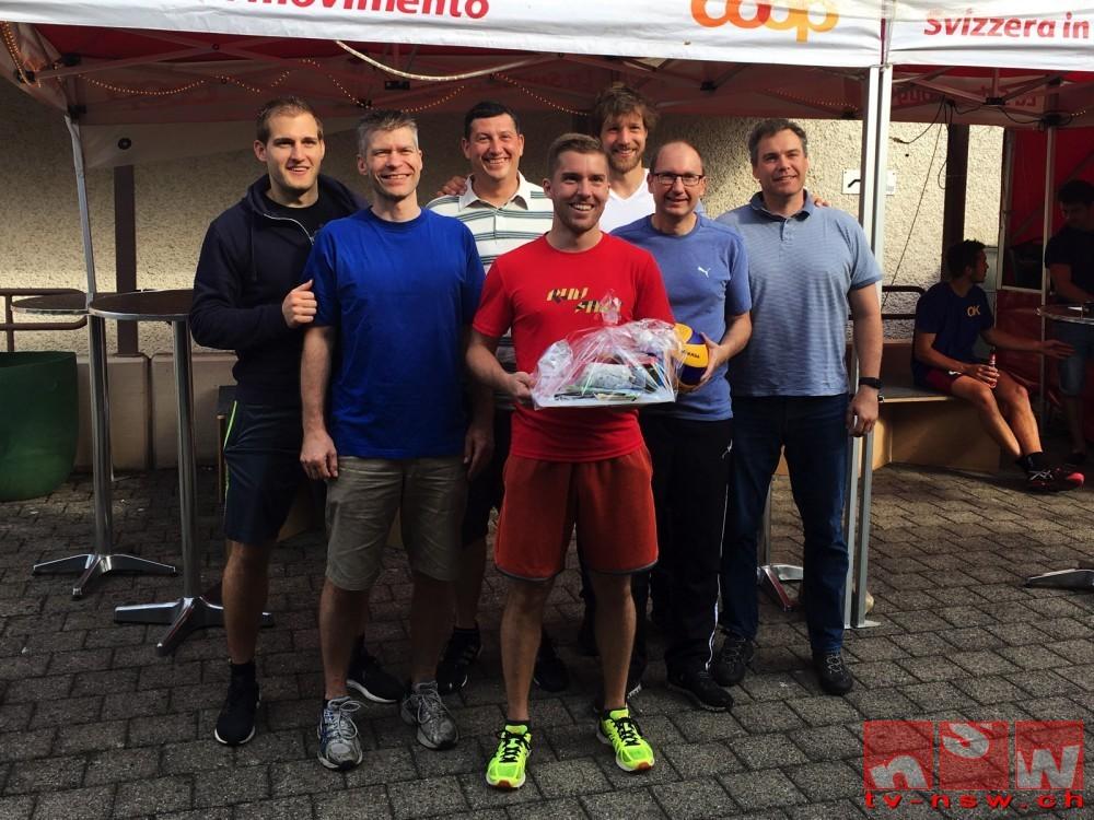 Titel am Karl-Pollet-Turnier 2017 verteidigt