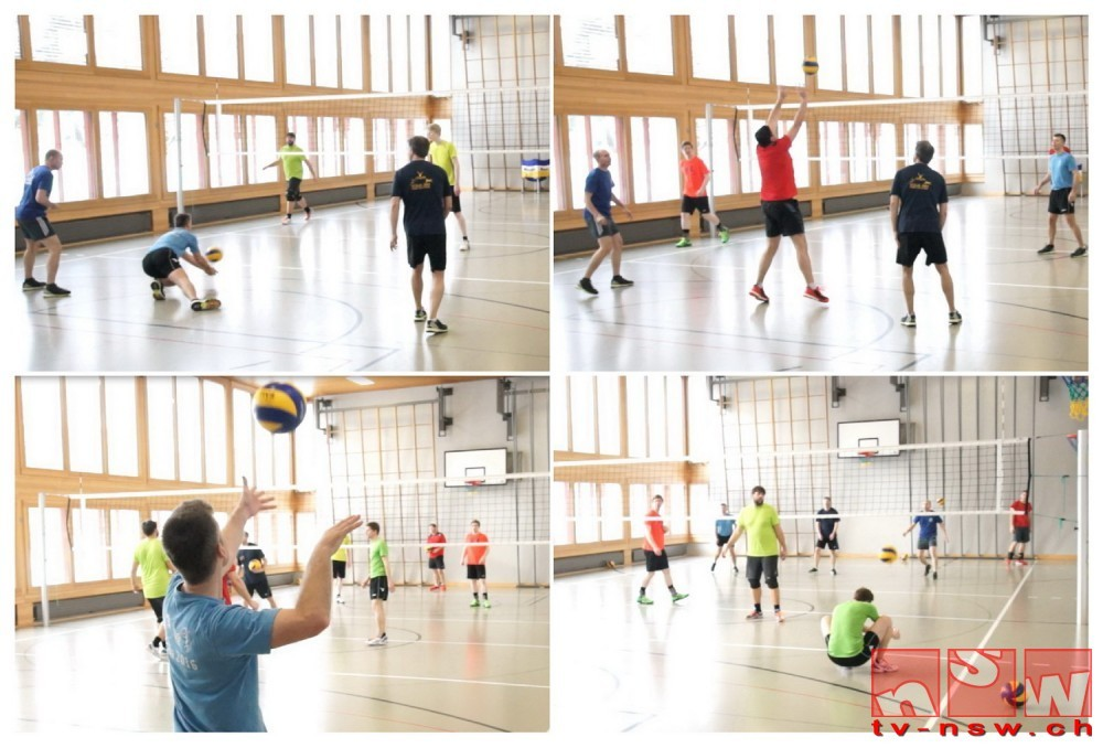 Volleyball-Trainingstag 2017