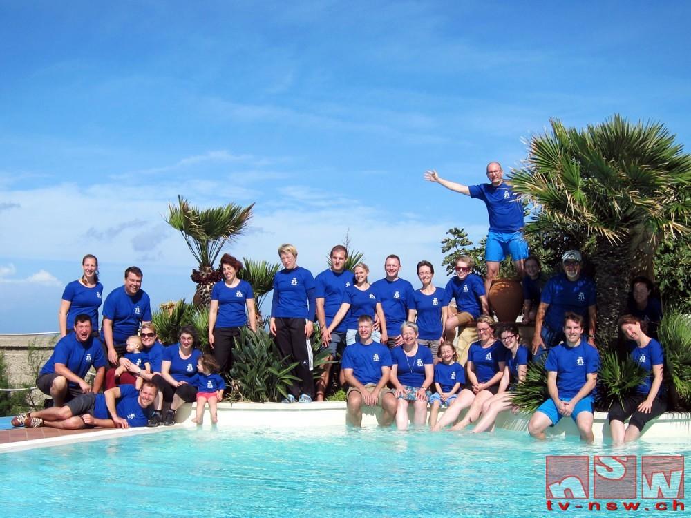 Volleyballtrainingslager Sicilia 2015 – Rückblick